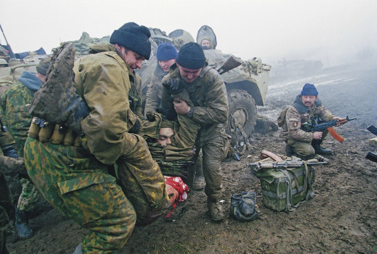 видео солдаты русский