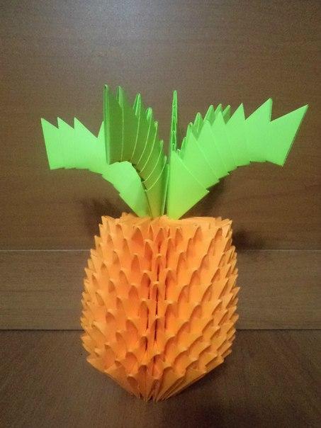 Как вам ананас?