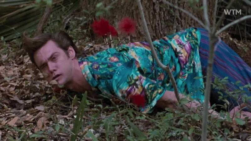 Bonus Scene: The Walking Dead - Ace Ventura VS Daryl Dixon - WTM