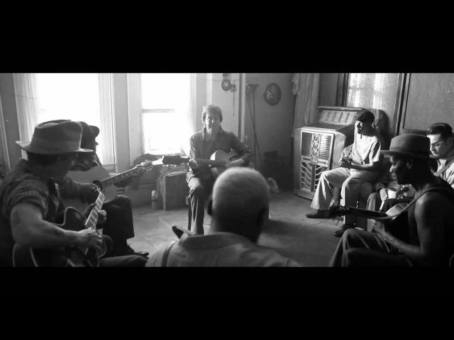 BLUES Paul McCartney Johnny Depp Days Jam Session 2014