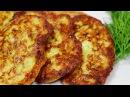 Оладушки из кабачков с сыром | Как жарить оладушки | Оладьи с сыром рецепт