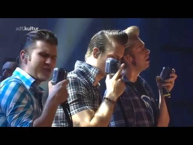 The Baseballs ZDF.Kultur Live Part 1 - 3 reupload