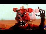 FNAF 3- claymotion/stopmotion scream |Freddy|