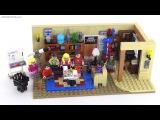 LEGO Ideas The Big Bang Theory set 21302