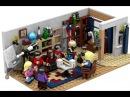 The Big Bang Theory: Interview with LEGO® Ideas Fan Designers Ellen Kooijman and Glen Wadleigh