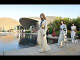 Louis Vuitton Cruise 2016 Fashion Show in Palm Springs