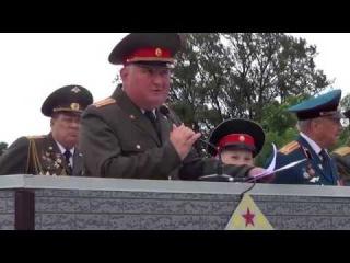 66 выпуск в Уссурийском суворовском военном училище (2013 год)