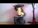 Кошкин Дом кошка кот + котэ и малышка киска Фиска Финик Анфиса бесятся в домике