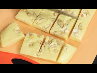Индийская сладость Бурфи рецепт приготовления
