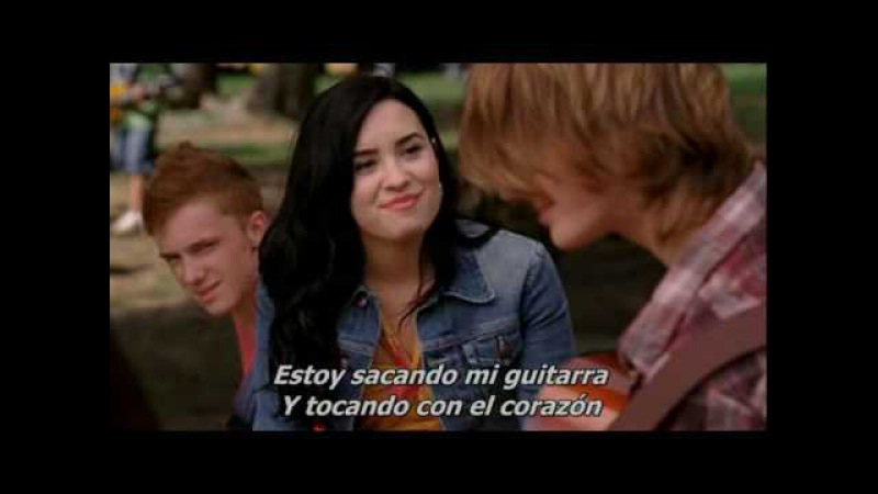 Demi Lovato - Brand New Day (Camp Rock 2: Official Movie Version)