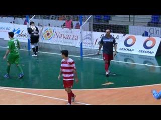J23 Magna Navarra vs Palma Futsal