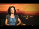 Moira Kelly The Lion King 3D Interview 2011
