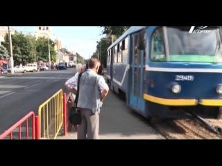 Киевская банда объедки украденного выделила на новые трамваи. Их не хватит даже на один вагон
