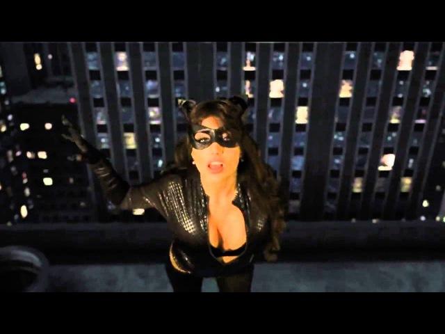 Catwoman Liz Katz Steve O We Ridin