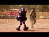 Mask collective + Festima - Zaouli de la C