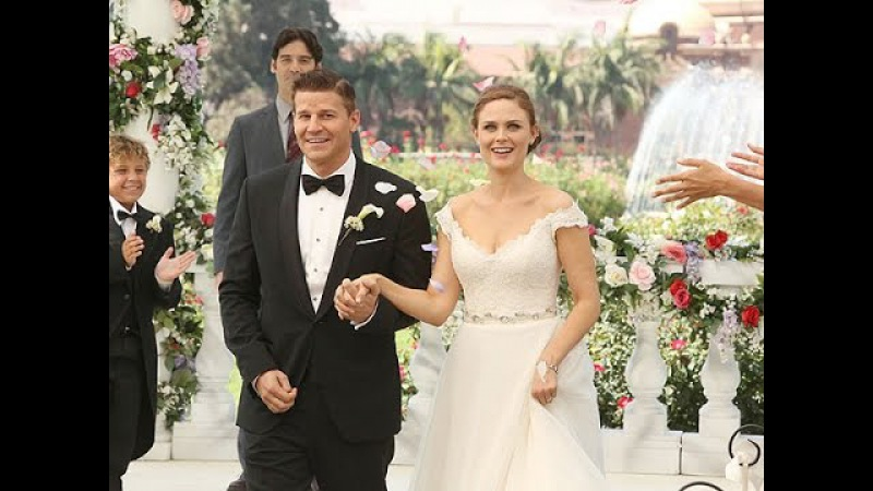 Booth and Brennan's Wedding: We Caught Eachother (9X06)