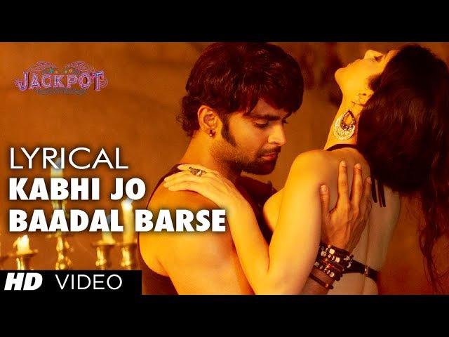 Kabhi Jo Baadal Barse Lyric Video Jackpot Arijit Singh Sachiin J Joshi Sunny Leone