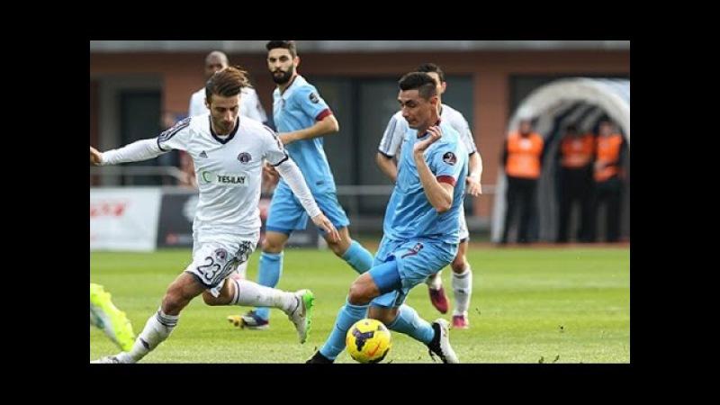 Kasımpaşa Trabzonspor Maçı 1-1 Maçtan Görüntüler Süper Lig Trabzonspor Kasımpaşa maçı