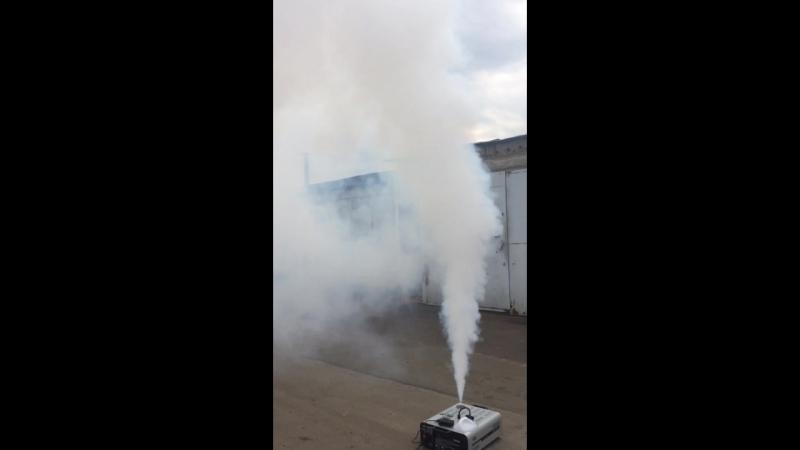 Дыммашина 3000вт вертикальная