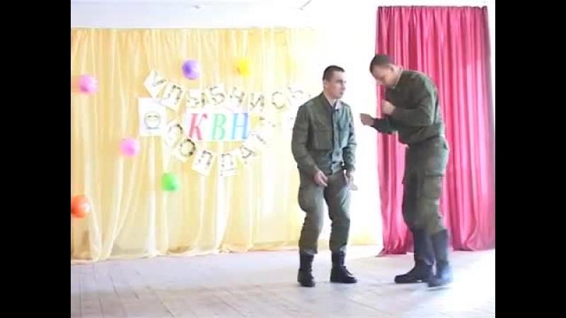 Улыбнись солдат 2015 в Каменск Уральском радиотехникуме