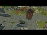 Трюк в танках онлайн часть 1