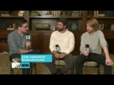 Oscar Isaac and Domhnall Gleeson still can't talk much about 'Star Wars'