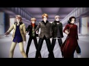 Hetalia / APH MMD - Super Psycho Love(Allied Forces)