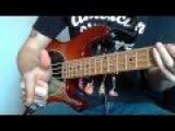 Louis Johnson EXTREME Slap Bass Exercise (Paul B) with Tab