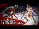 Michael Jordan vs Allen Iverson Full Duel 1997.03.12 - 37 For Rookie AI, Famous Crossover On MJ!