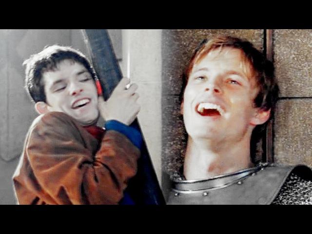 Merlin Arthur ✘ The Friendship That Became A Legend