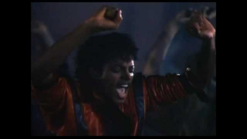 MICHAEL JACKSON - Thriller (Music Non Stop Version)