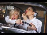 Осторожно! Женщины на дороге ой только смотреть и ржать)) Мега ПРИКОЛЫ))