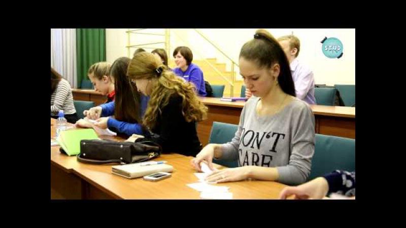 Студенческие новости СыктГУ 28 02 15