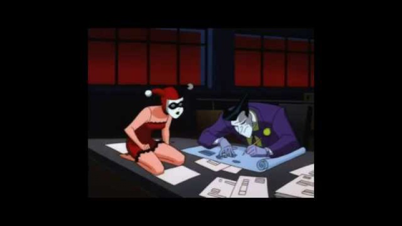 Do You Want To Kill the Batman? Featuring Harley Quinn from 'Mad Love'