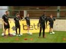 Liverpool Strikers Shown Up By Free-Kick Specialist Bas van Velzen