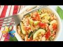 Летний салат из кус-куса с овощами от Тани Литвиновой - Все буде добре - Выпуск 632 - 09.07.15