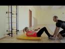 Эффективные упражнения на тренажере ROMANA Эспандер