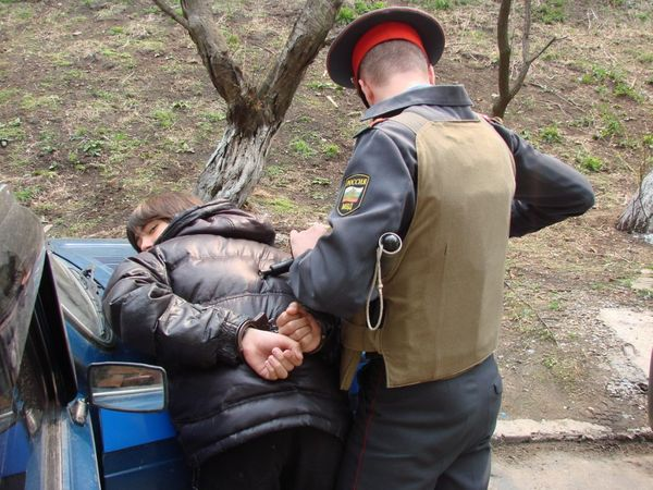 28-летний таганрожец, ранее судимый за убийство, задержан за разбойное нападение