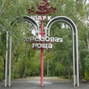 """Парк """"Берёзовая роща""""  Новосибирск"""
