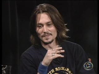 Джонни в Студии актерского мастерства (2002) - Inside the actors studio - Johnny Depp