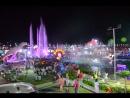 Парк Голливуд (Hollywood) в Шарм эль шейхе - Поющие фонтаны