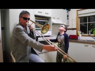 When mama mom isn't home original freaks (timmy trumpet & savage) dad and toby trombone & oven kid