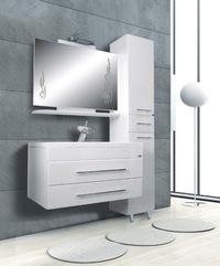 Купить мебель для ванной в самаре монтаж встроенного смесителя для ванной