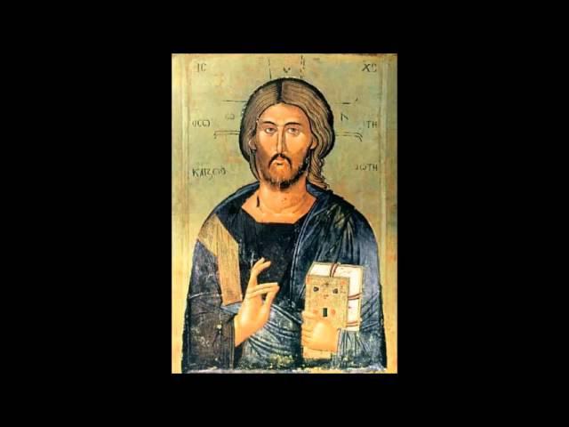 Хвали, душе моя, Господа (второй антифон). Хор Свято-Введенско-Толгского монастыря.
