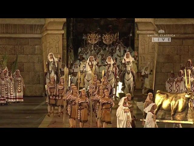 Дж Верди Опера Аида Знаменитый Марш Победителей Verdi Aida The Triumphal March