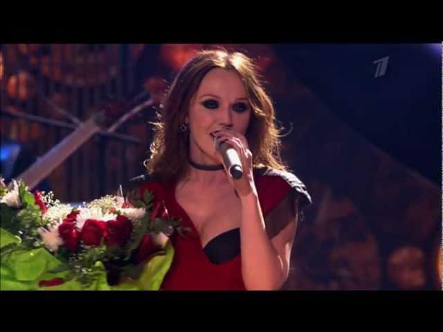 VIA Gra (Albina,Vera, Nadya) - Ne Ostavlyay Menya Lyubimiy (Live in Moscow 2011)