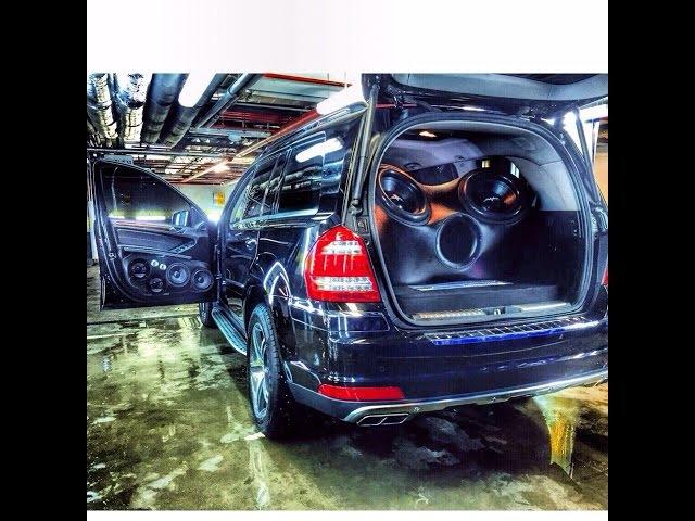 4 Тачка на прокачку Студия МЕДВЕДЬ Mercedes-Benz GL