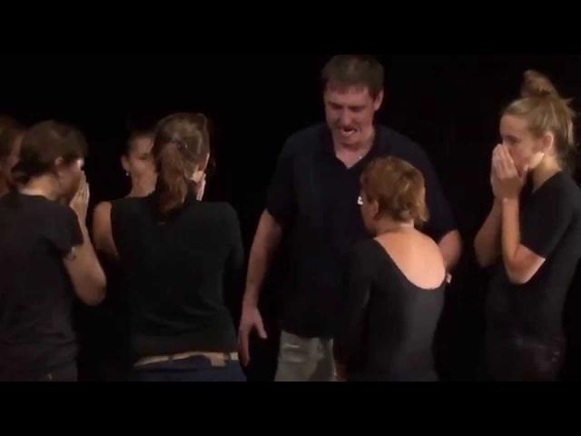 Актерское мастерство - упражнение для начинающих на ассоциации.