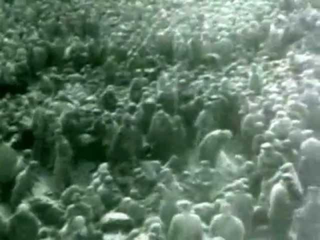 Вермахт в России.Выжженная земля.Группа армий Центр
