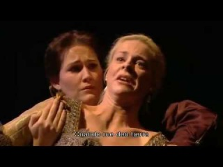 Purcell - Dido and Aeneas - Thy hand, Belinda… When I am laid - Malena Ernman - Subtítulos Español